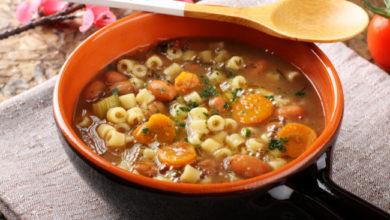 Photo of Тосканский суп из нута