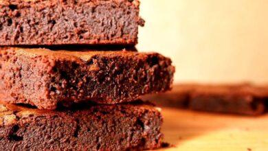 Photo of Фуджи брауни. Американское шоколадное пирожное