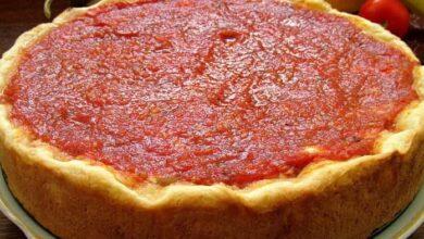 Photo of Пицца по-чикагски