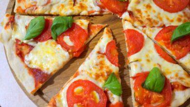 Photo of Вкуснейшая пицца Маргарита на идеально тонком тесте