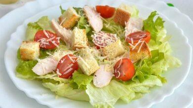 Photo of Простые классические салаты