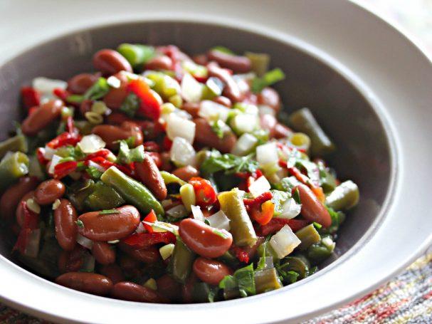 salat-fasolka