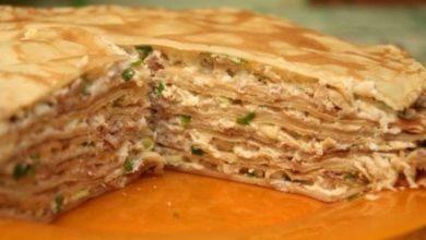 Photo of Блинный пирог