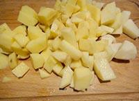 картофель для гуляша
