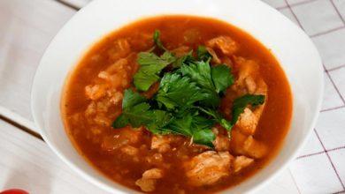 Photo of Суп-харчо из баранины
