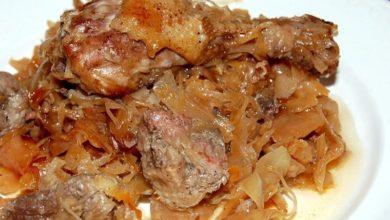 Photo of Утка тушеная с капустой