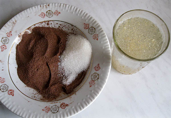 процесс приготовления торта воздушный поцелуй