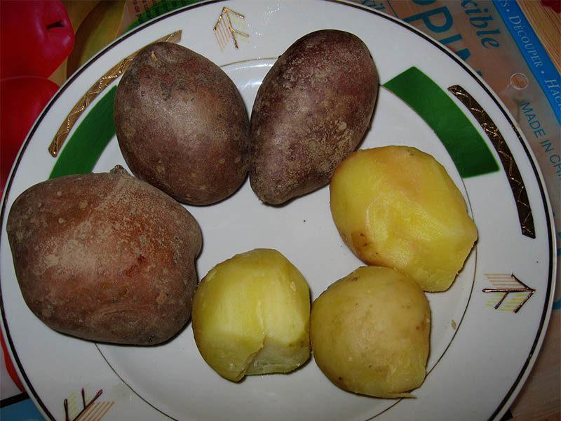 фото картофеля для запеканки