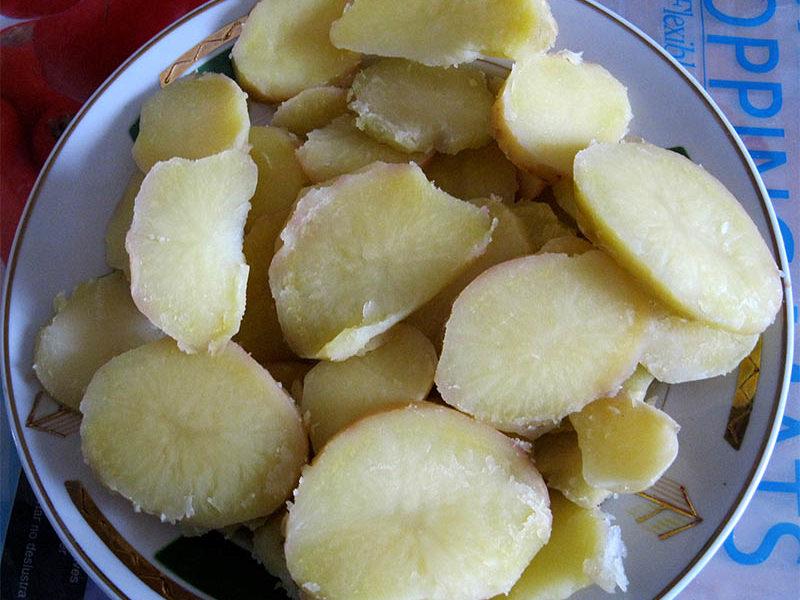 фото подготовки картофеля для запеканки