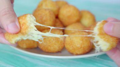 Photo of Сырные шарики