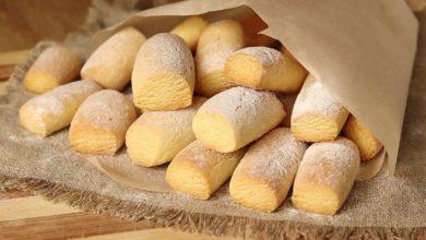 Photo of Песочное печенье с лимоном в духовке