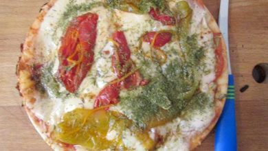 Photo of Пицца на сковороде за 15 минут