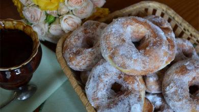Photo of Воздушные пончики на кефире