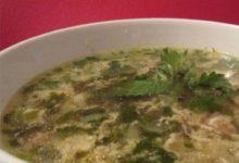 Photo of Суп с мятой и беконом