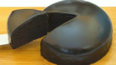 Photo of Шоколадный торт без яиц, духовки и миксера