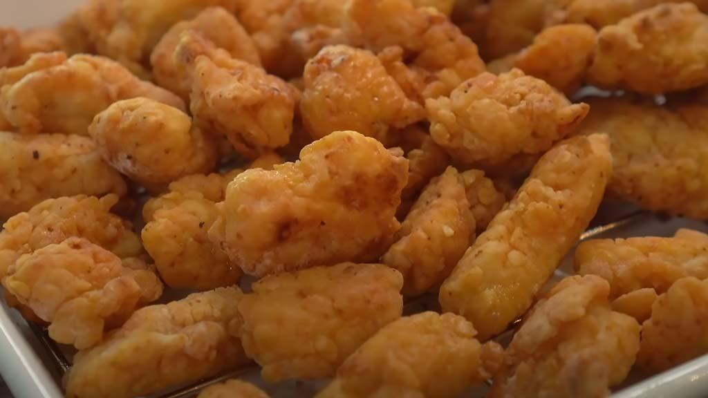 готовая курица как в КФС