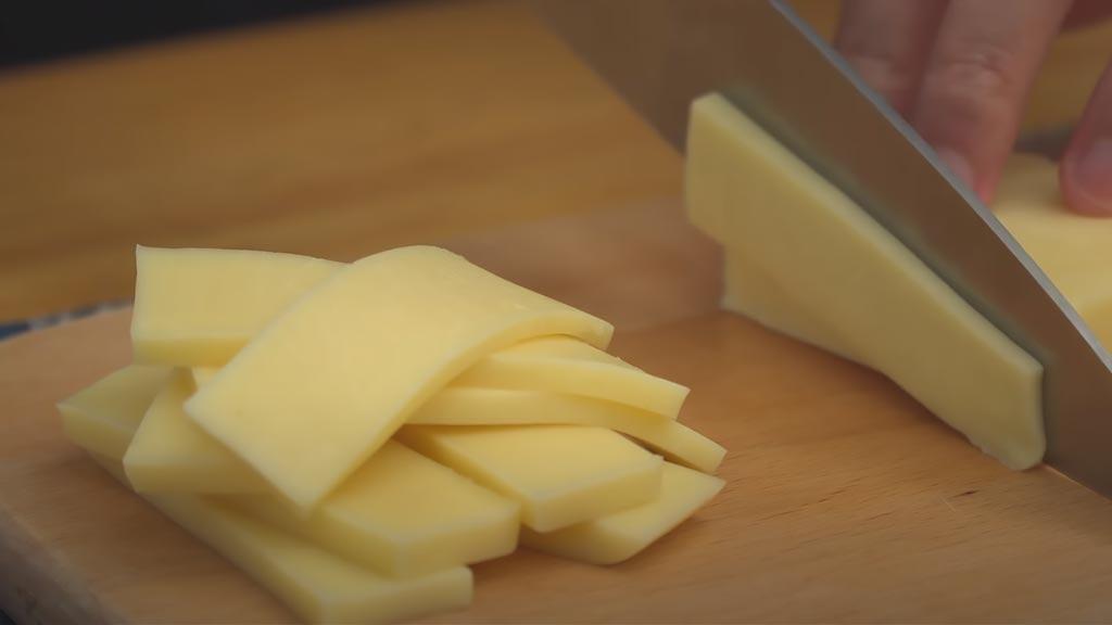 фото сыра для луковых колец