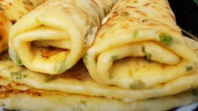 Photo of Кефирные лепёшки с сыром, творогом и зеленью