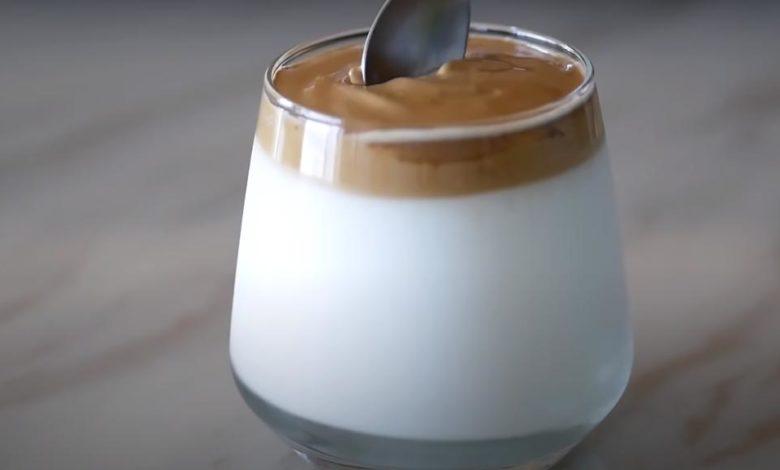 фото кофе далгона