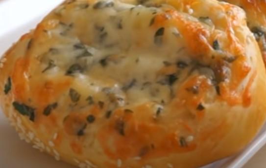 Лепешки-лодочки с сыром рецепт