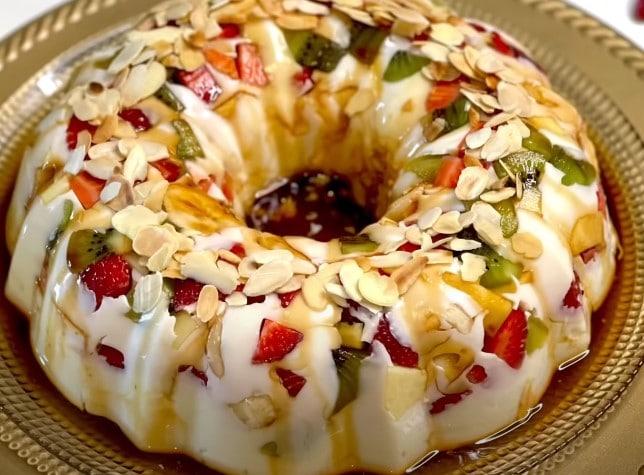 Сказочный десерт