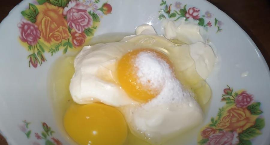 фото соуса для банницы из лаваша