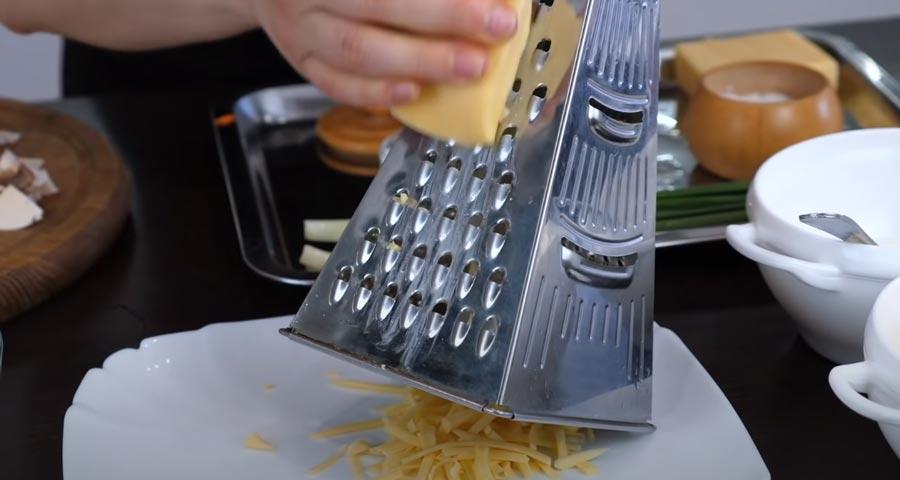 фото сыра для запекания гречки