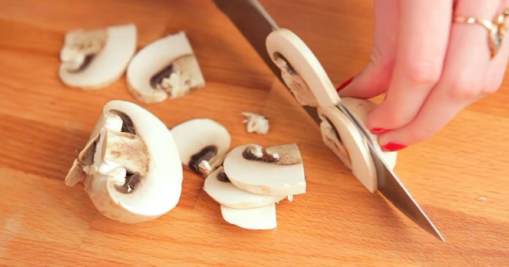 фото грибов для крем-супа