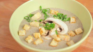 Photo of Грибной крем-суп с гренками