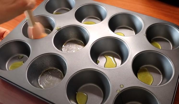 фото формочек для овощных кексов