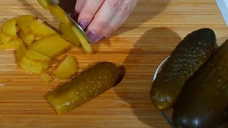 фото соленых огурцов для солянки