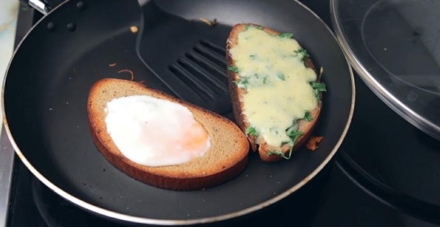 фото хлеба с начинкой для сытного сэндвича