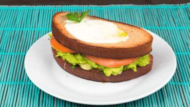 Photo of Сытный сэндвич