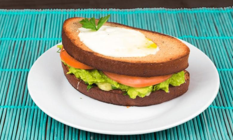 фото сытного сэндвича