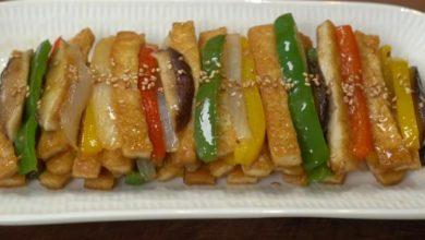 Photo of Жареный тофу и овощи